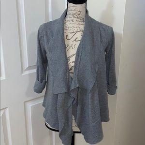 Gap 3/4 sleeve open front cardigan 🌺